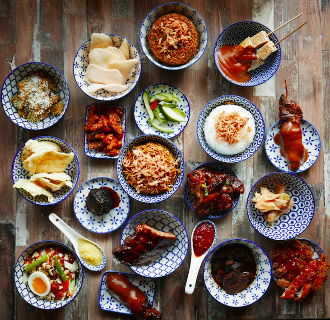 Sharing dinner? Ga naar Passie voor Nasi!
