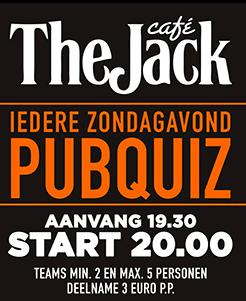 Image for Popquiz bij Café Jack