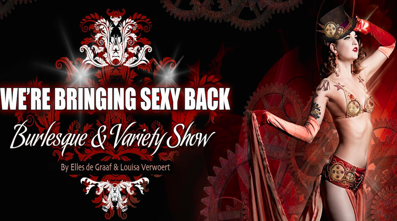 Image for We're Bringing Sexy Back