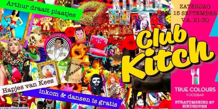 Image for Club kitch (reünie café Repelsteel 1985/1995)