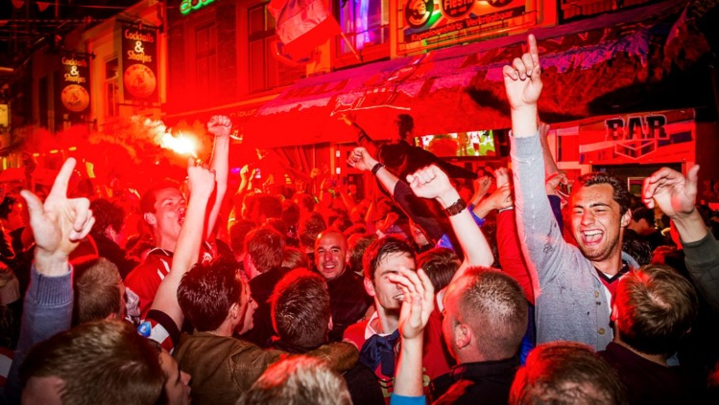 PSV kijk je op Stratumseind!